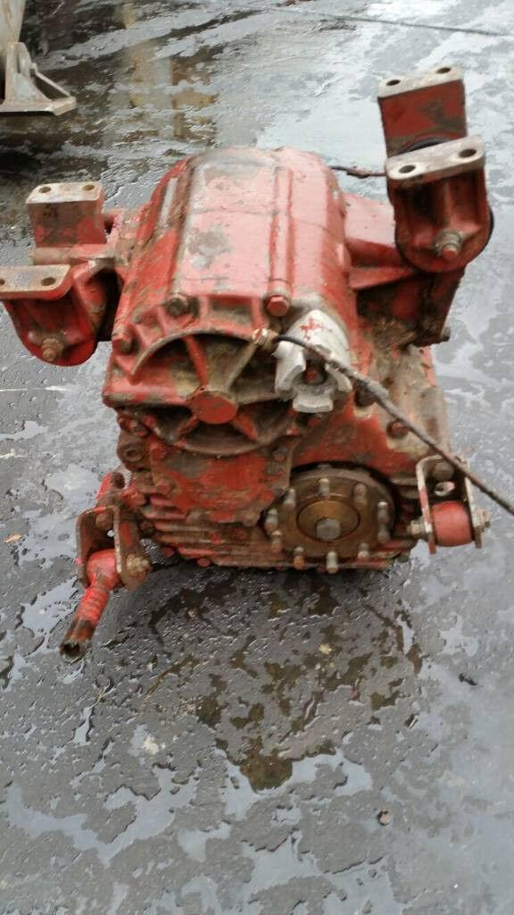 caixa de velocidades para MERCEDES-BENZ VG 1400 W camião