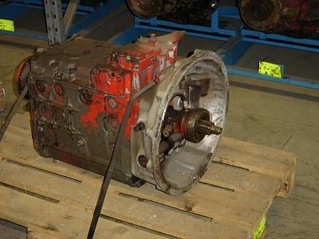 caixa de velocidades para VOLVO S6-65 camião