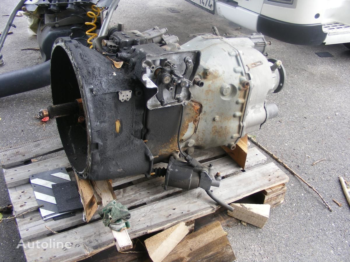 caixa de velocidades para VOLVO převodovka VT 2514B camião