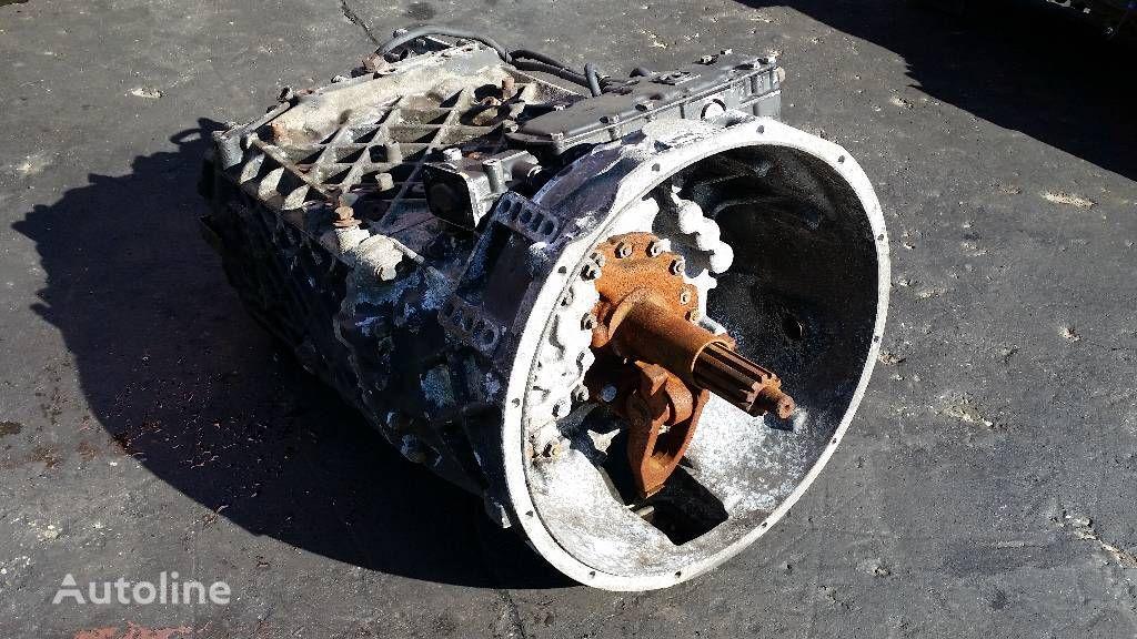 caixa de velocidades para ZF Ecosplit 16S151 camião