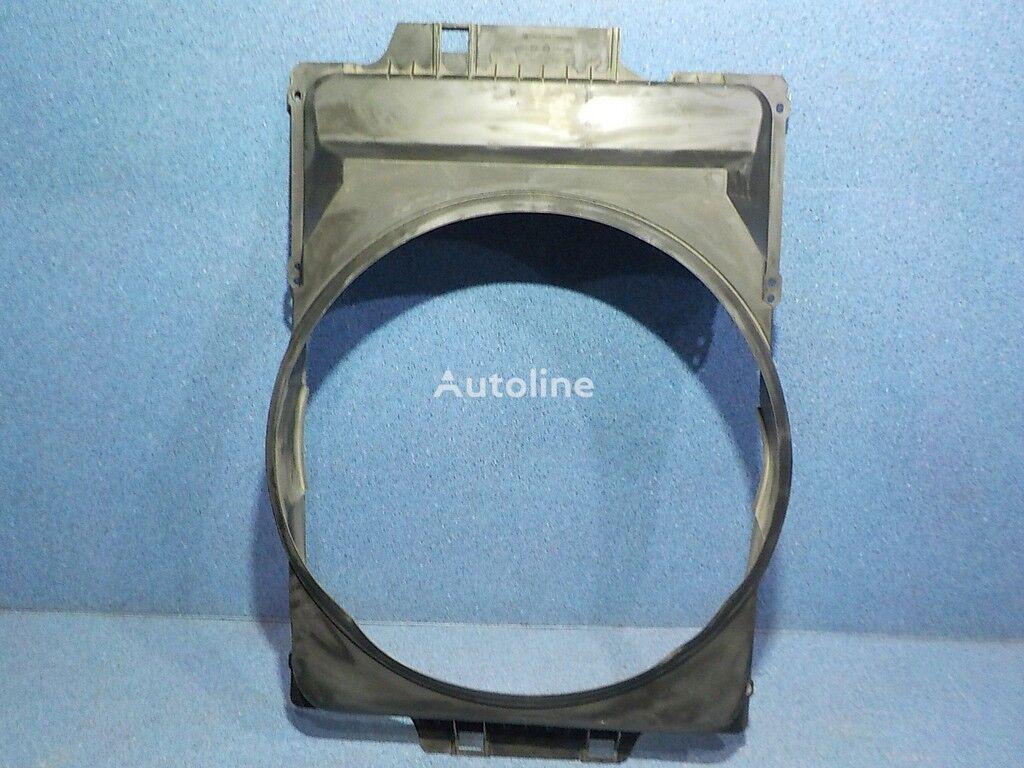 Diffuzor ventilyatora caixa do ventilador para RENAULT camião