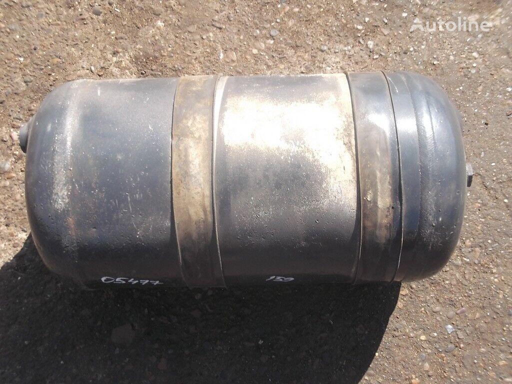 Ressiver vozdushnyy Iveco caixa para o filtro do ar para camião