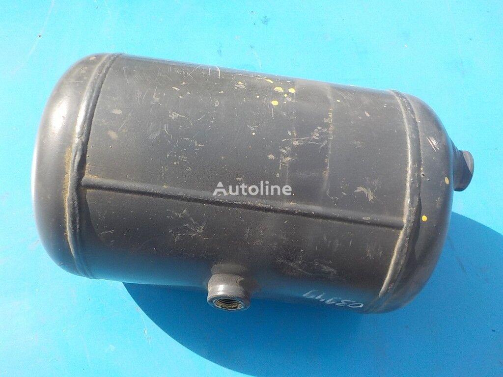 Ressiver vozdushnyy Mersedes Benz caixa para o filtro do ar para camião
