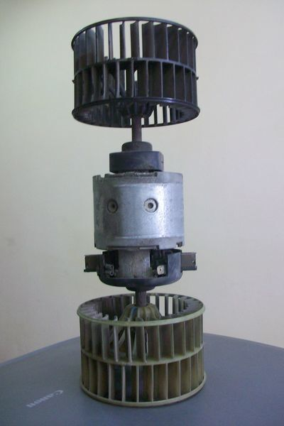 Motor pechki calefator para DAF XF,CF camião tractor