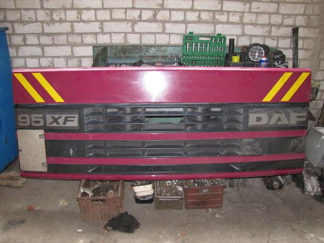 capota para DAF 95 XF camião tractor