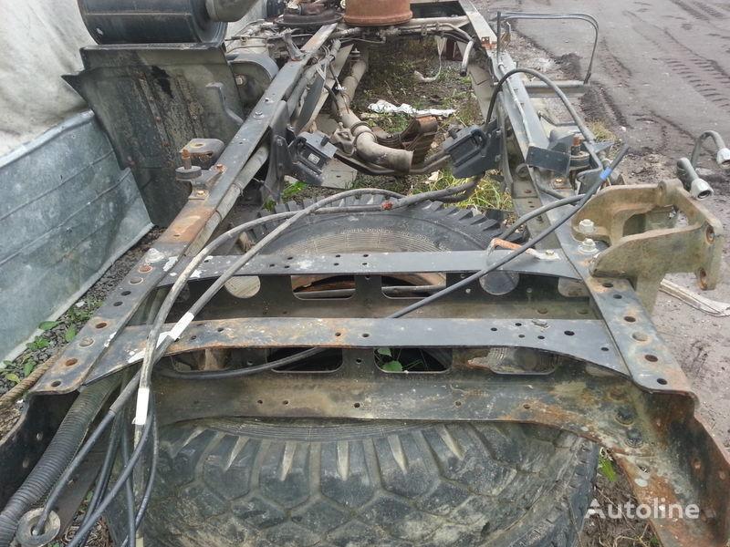 chassi para HYUNDAI HD120 camião
