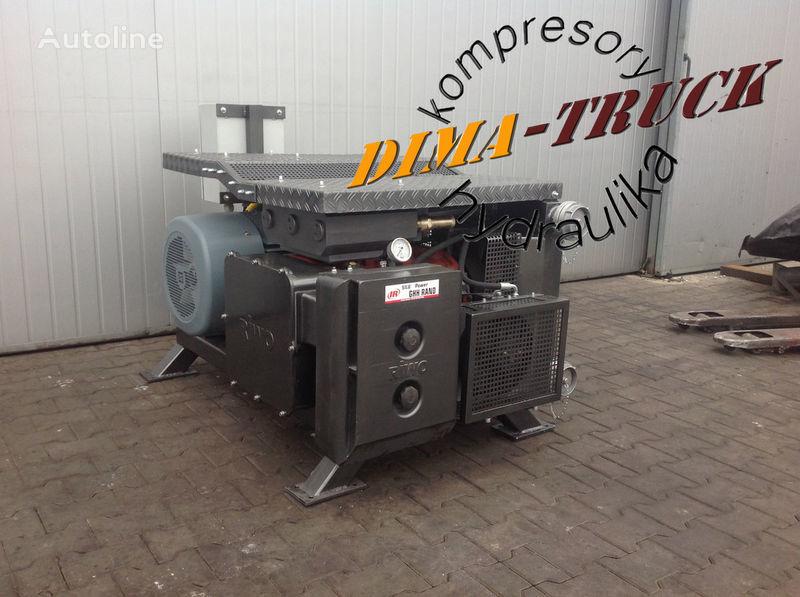 agregat ghh, drum silokompresor compressor pneumático para electric agregat camião