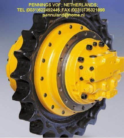 all brands FINAL DRIVE,reducer,trackmotor,rupsmotor,eindaandrijving cubo de roda para escavadora novo