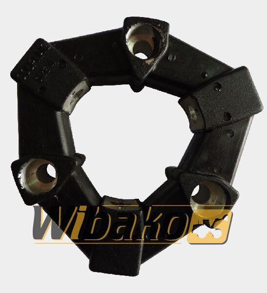 Coupling 4A disco de embraiagem para 4A outros equipamentos de construção