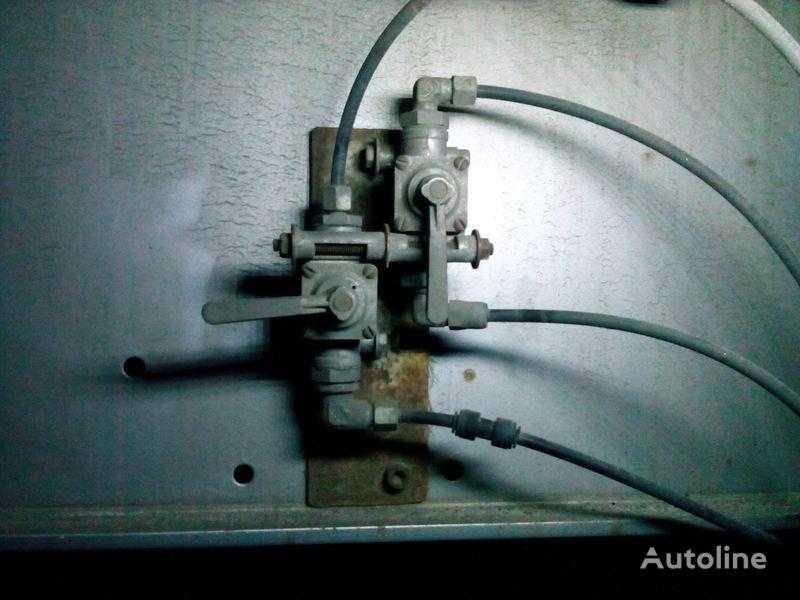 mehanizm podema osi, podemnaya os eixo para semi-reboque novo