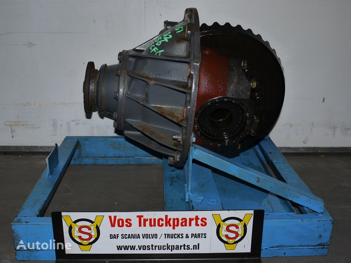 engrenagem de redução para DAF 1132-4.56 EXCL. SPER camião tractor