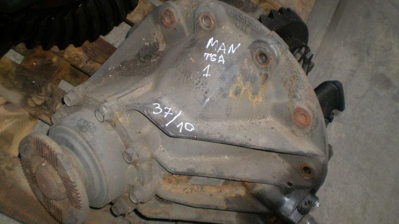 MAN HY-1350 engrenagem de redução para MAN TGA camião tractor