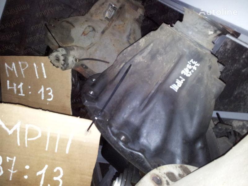 Mercedes Benz actros gear axle HL6 ratio 37/13, 2.84 engrenagem de redução para MERCEDES-BENZ Actros MP3 camião tractor