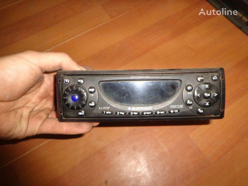 Blaupunkt Bologna C50. CD. equipamento de som para carrinha