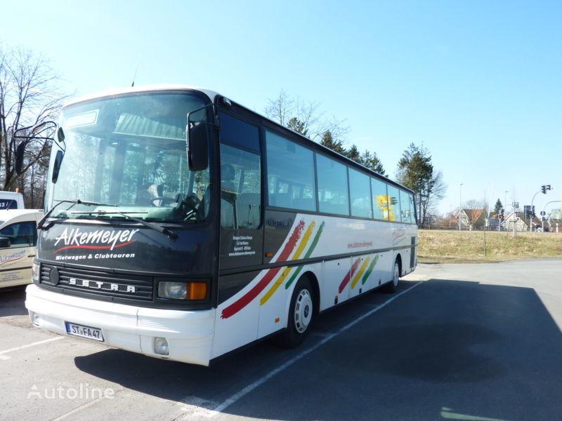 farol para SETRA 215 autocarro