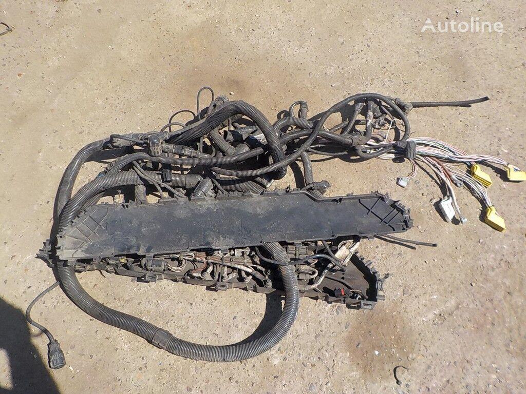Kabelnaya shahta so zhgutom provodov EDC fios eléctricos para MAN camião