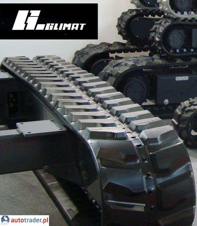 lagartas para ITR GĄSIENICA GUMOWA 250X109X35W 2016r ITR equipamento de construção novo