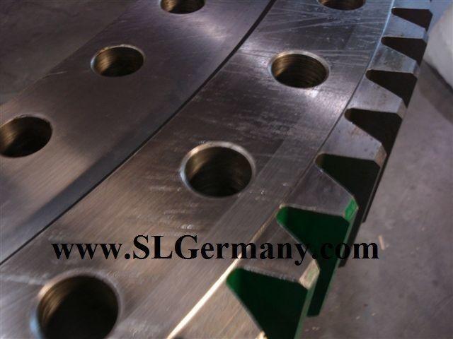 slewing ring, bearing, turntable mecanismo de translação para DEMAG AC 95, 155, 205, 265, 50, 80, 100, 200. grua móvel novo