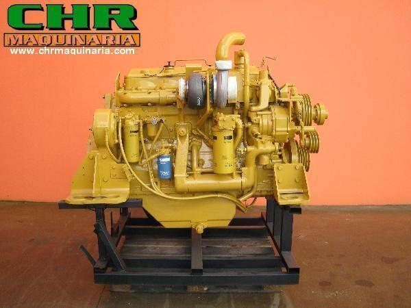 Caterpillar 375 motor para escavadora