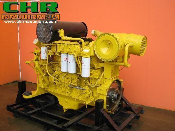 KOMATSU PC750 SAA6D140-E2 motor para escavadora