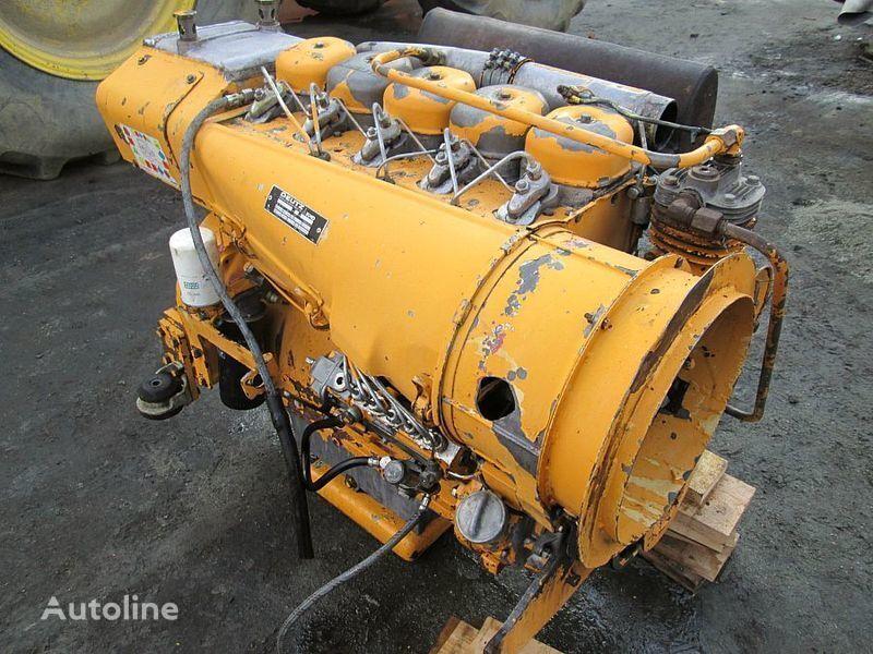 Deutz f5l912 motor para escavadora