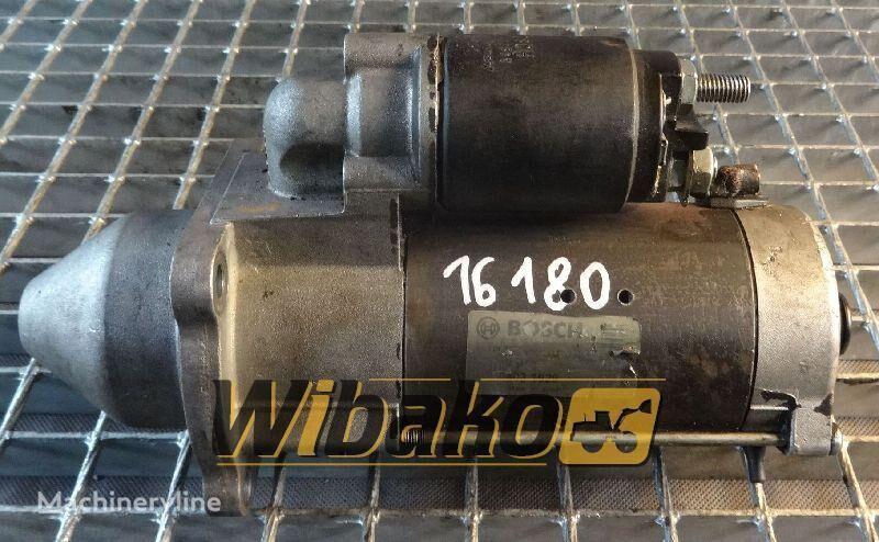 Starter Bosch 0001230020 motor de arranque para 0001230020 outros equipamentos de construção
