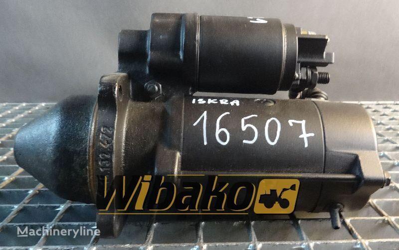 Starter Iskra 11131780 motor de arranque para 11131780 outros equipamentos de construção