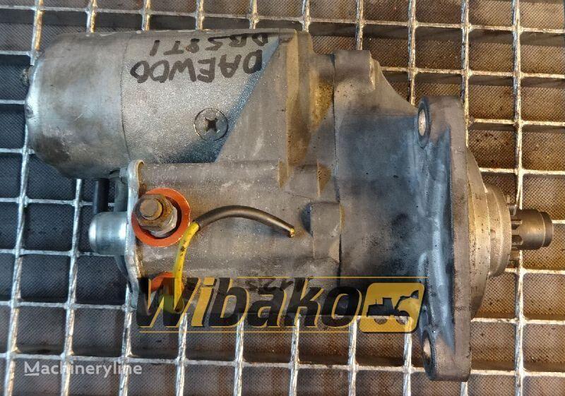 Starter Daewoo 112502 motor de arranque para 112502 outros equipamentos de construção