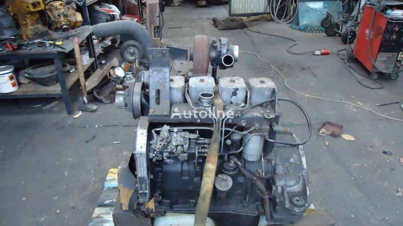 Cummins 4t390 motor para CASE IH escavadora
