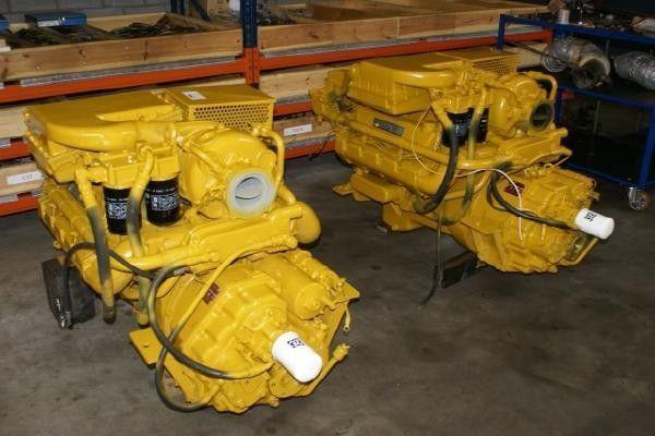 motor para CATERPILLAR 3208T MARINE outros equipamentos de construção
