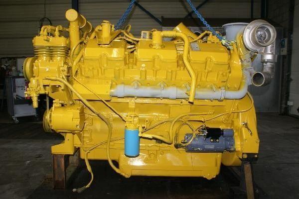 motor para CATERPILLAR 3412 E outros equipamentos de construção