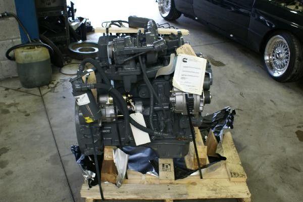 motor para CUMMINS 4 BT outros equipamentos de construção