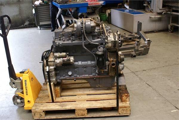 motor para CUMMINS 6BT outros equipamentos de construção