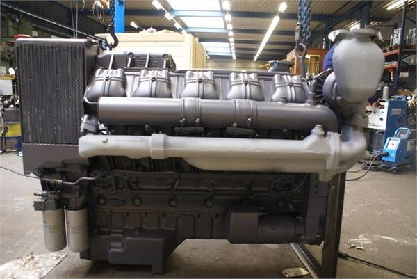 motor para DEUTZ BF10L513 escavadora
