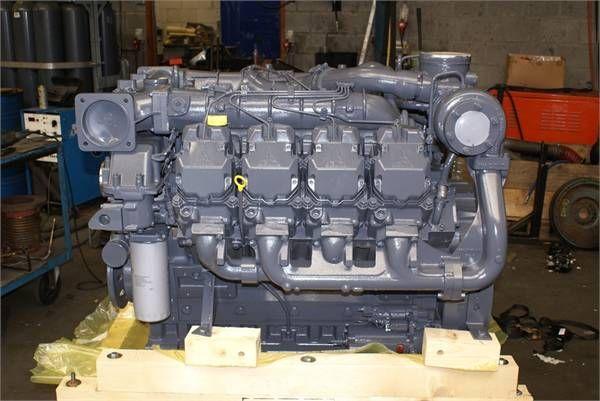 motor para DEUTZ BF8M1015 CP outros equipamentos de construção