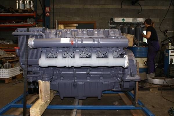 motor para DEUTZ F10L413 escavadora