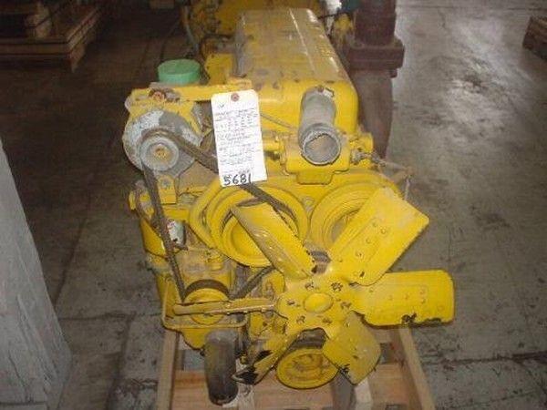 motor para Detroit 4-53 N outros equipamentos de construção