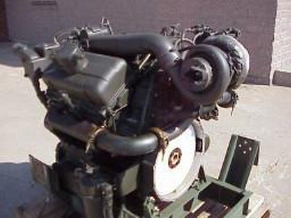 motor para Detroit 6V53T escavadora