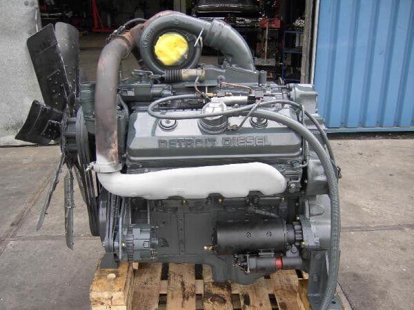 motor para Detroit 8V71 outros equipamentos de construção