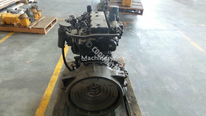 motor para FIAT-KOBELCO EX95W escavadora