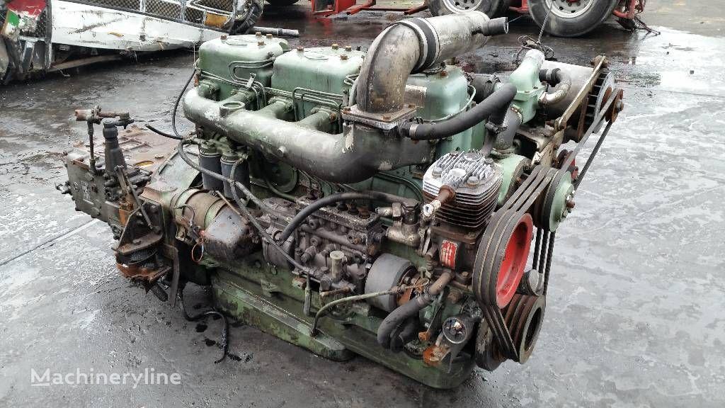 motor para HANOMAG henschel 3 6.80 carregadeira de rodas