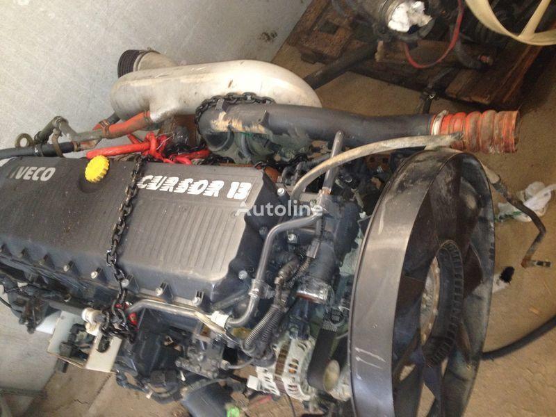 Iveco F3BE0681 E3 von PS 440/480/540 Cursor 13 motor para IVECO Cursor/Stralis/Trakker Euro 3 S44-S48-S54  camião