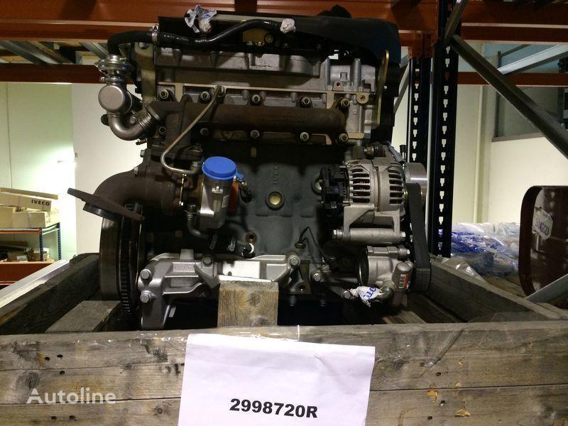 Iveco F1AE0481 E4 motor para IVECO DAILY carrinha