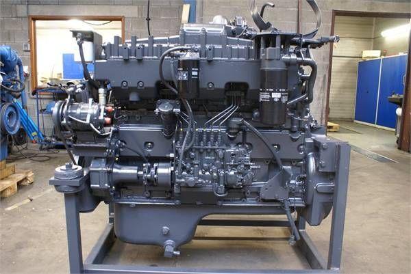 motor para KOMATSU SA6D125 E2 outros equipamentos de construção