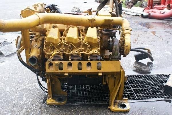 motor para LIEBHERR RECONDITIONED ENGINES outros equipamentos de construção
