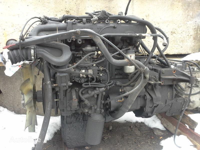 Motor MAN 4.6l 163 k.s 114kv prostoy turbo-dizel 440 tis. motor para MAN camião