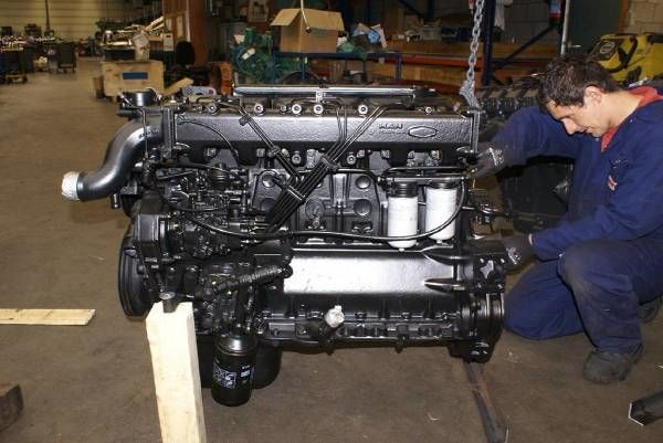 motor para MAN D0826 LF 01/2/3/4/5/6/7/8/9 camião