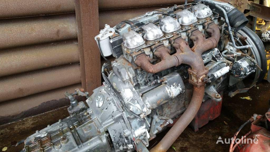 motor para MAN D2556MF camião