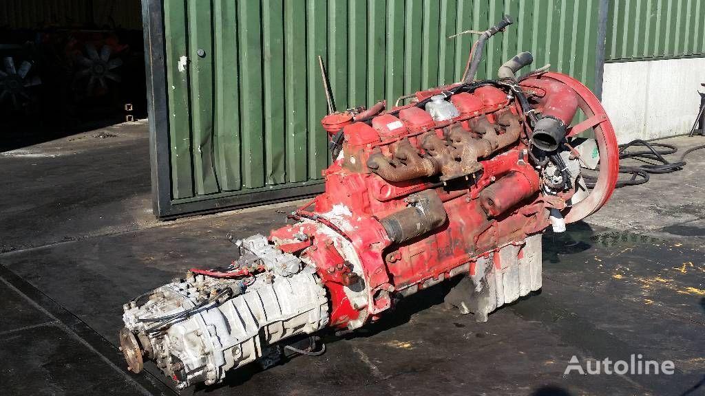 motor para MAN D2866F camião