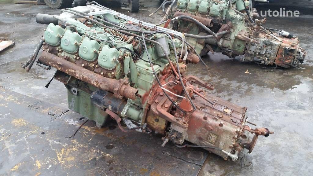 motor para MERCEDES-BENZ OM 402 camião